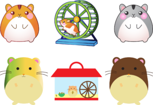 hamster, pet, mouse